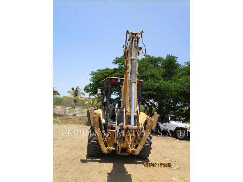 CATERPILLAR BACKHOE LOADERS 416F2STLRC equipment  photo 8