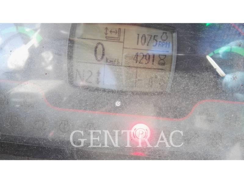 CATERPILLAR TELEHANDLER TH406C equipment  photo 10