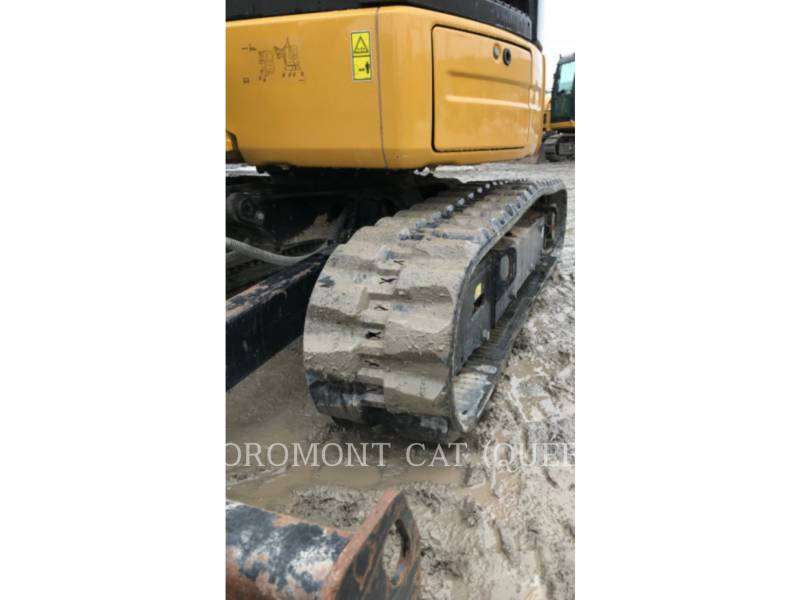 CATERPILLAR TRACK EXCAVATORS 303E CR equipment  photo 10