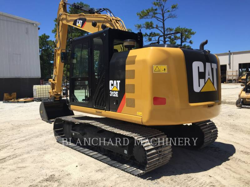CATERPILLAR RUPSGRAAFMACHINES 312E equipment  photo 4