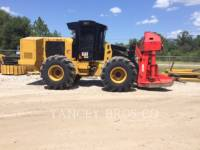 CATERPILLAR FORESTRY - FELLER BUNCHERS 553C equipment  photo 6