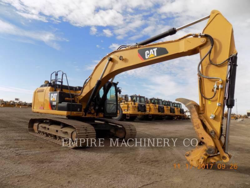 CATERPILLAR トラック油圧ショベル 329EL TH P equipment  photo 1