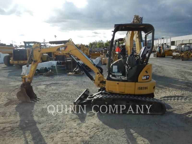 CATERPILLAR TRACK EXCAVATORS 303E CR equipment  photo 4