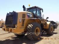 CATERPILLAR WIELLADERS/GEÏNTEGREERDE GEREEDSCHAPSDRAGERS 966M equipment  photo 2