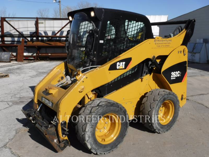 CATERPILLAR SKID STEER LOADERS 262C2 2AIH equipment  photo 1