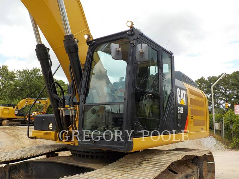 CATERPILLAR TRACK EXCAVATORS 336EL H equipment  photo 2