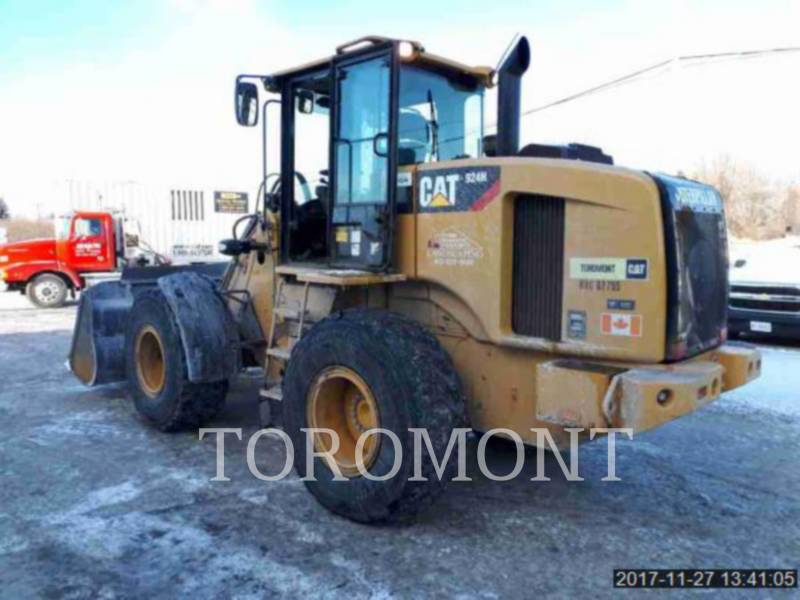 CATERPILLAR WHEEL LOADERS/INTEGRATED TOOLCARRIERS 924H equipment  photo 3