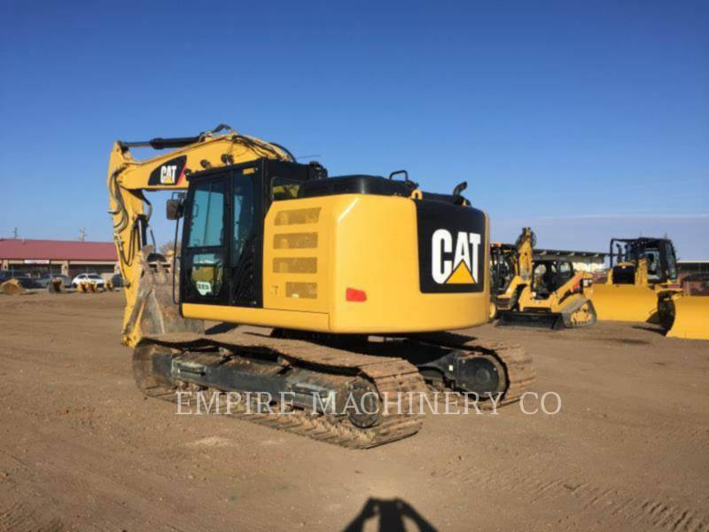 CATERPILLAR KETTEN-HYDRAULIKBAGGER 320ELRRTHP equipment  photo 4