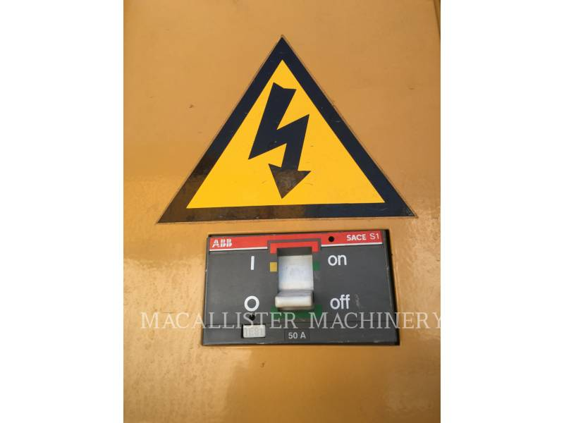 OLYMPIAN STATIONARY GENERATOR SETS G30F3 equipment  photo 8