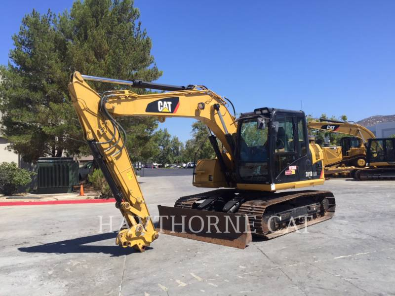 CATERPILLAR EXCAVADORAS DE CADENAS 311DL RR equipment  photo 1