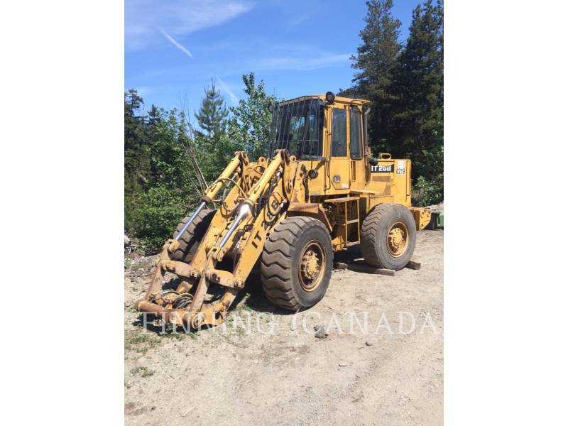 CATERPILLAR WHEEL LOADERS/INTEGRATED TOOLCARRIERS IT28B equipment  photo 2