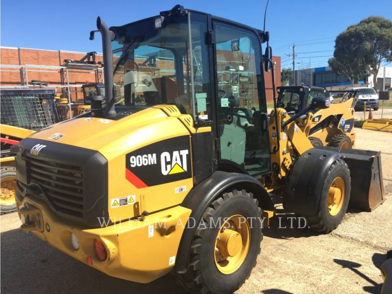 CATERPILLAR CARGADORES DE RUEDAS 906 equipment  photo 3