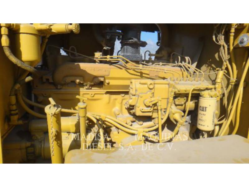 CATERPILLAR MOTORGRADERS 12G equipment  photo 8
