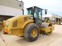 CATERPILLAR VIBRATORY TANDEM ROLLERS CS66B CB equipment  photo 2