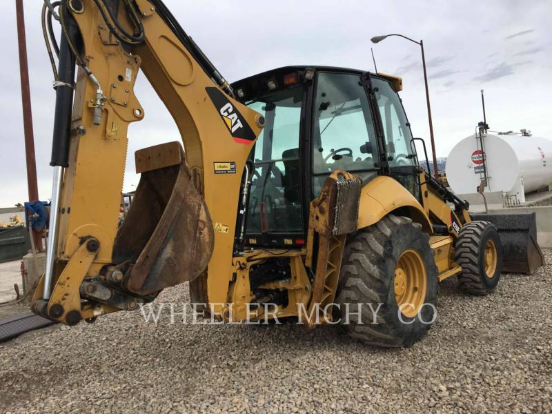 CATERPILLAR BAGGERLADER 420E ITECF equipment  photo 5