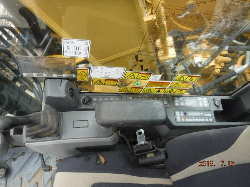CATERPILLAR TRACK EXCAVATORS 320E equipment  photo 16