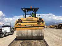 CATERPILLAR TANDEMVIBRATIONSWALZE, ASPHALT CB64 R9 equipment  photo 5