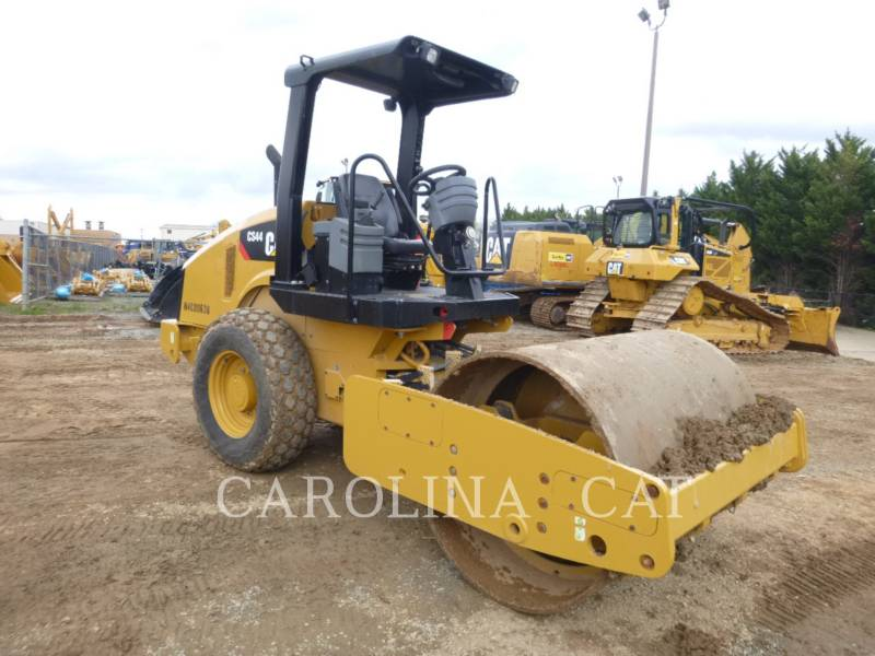 CATERPILLAR VIBRATORY TANDEM ROLLERS CS44 equipment  photo 3