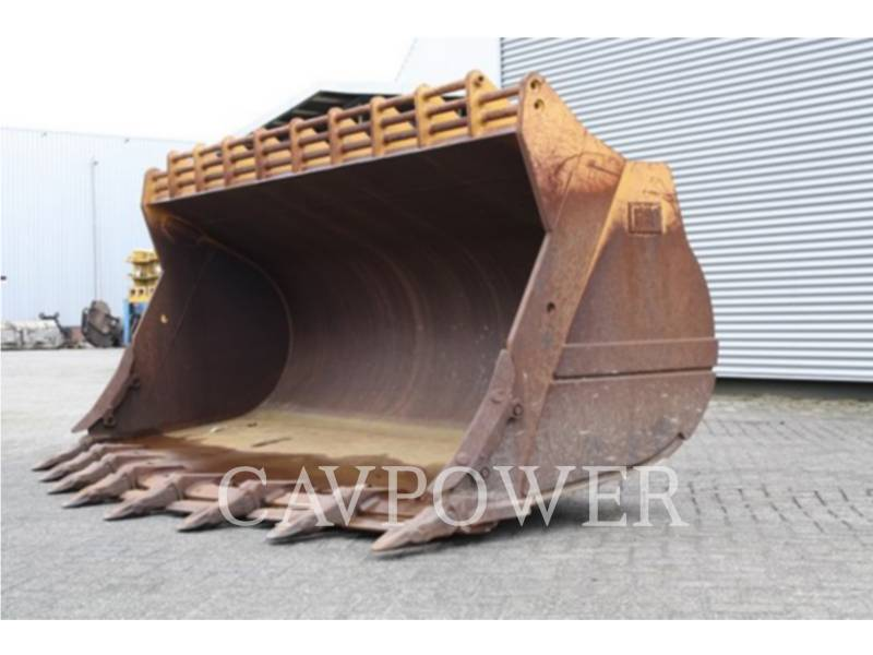 CATERPILLAR WT - GODET 980K BUCKET equipment  photo 1