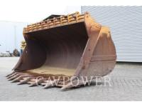 Equipment photo CATERPILLAR 980K BUCKET WT - GODET 1