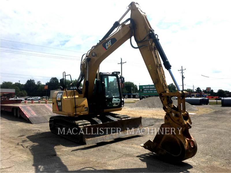 CATERPILLAR TRACK EXCAVATORS 311FLRR equipment  photo 1