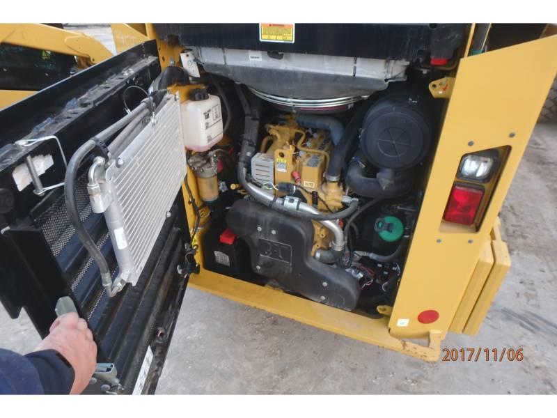 CATERPILLAR SKID STEER LOADERS 262D equipment  photo 11
