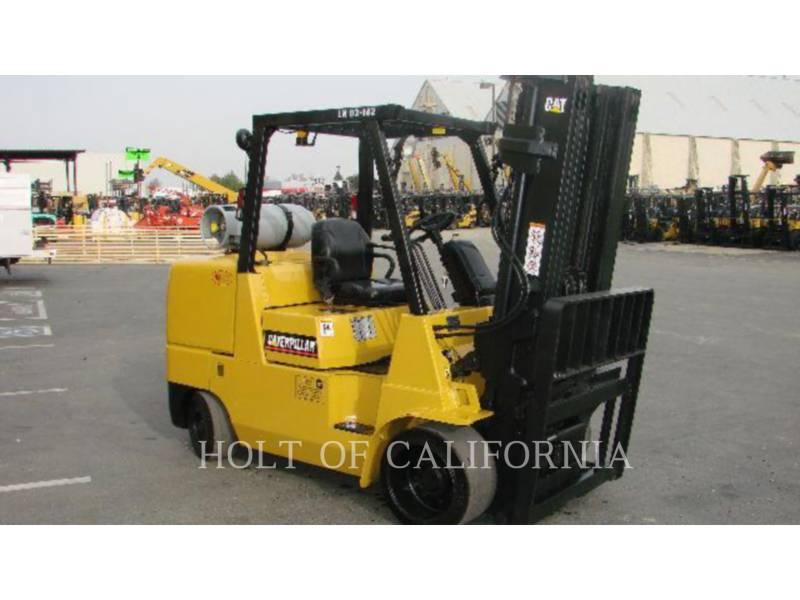 CATERPILLAR MITSUBISHI FORKLIFTS GC45K-LP equipment  photo 1