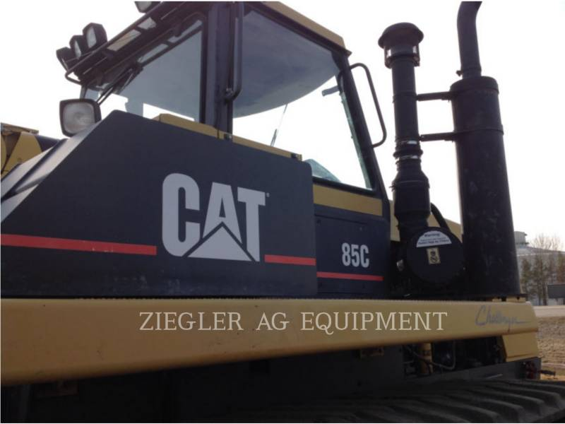 CATERPILLAR TRACTEURS AGRICOLES 85C equipment  photo 9
