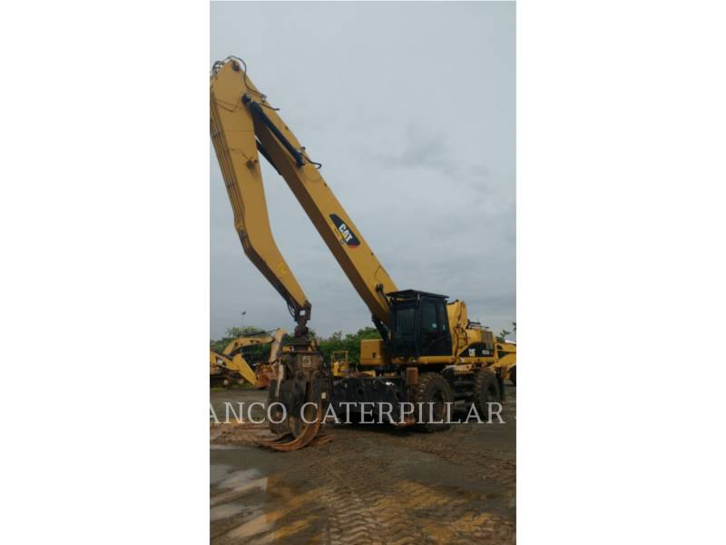 CATERPILLAR EXCAVADORAS DE RUEDAS M325DLMH equipment  photo 1
