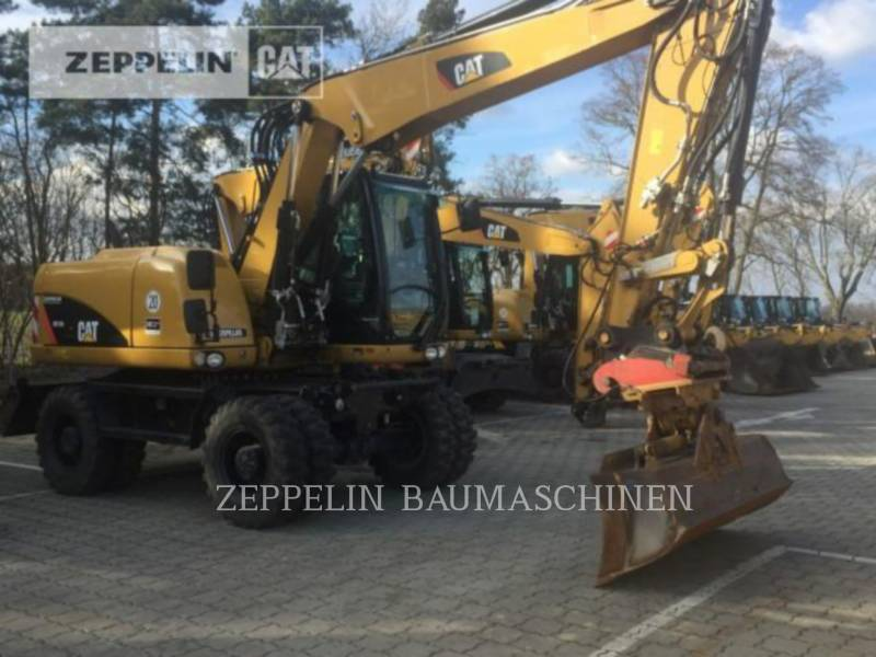 CATERPILLAR EXCAVADORAS DE RUEDAS M313D equipment  photo 2