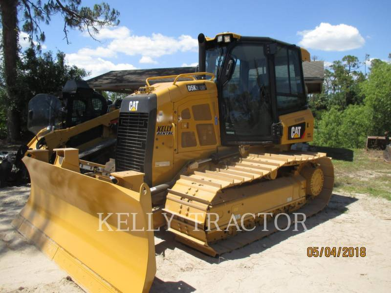 CATERPILLAR TRACTORES DE CADENAS D 5 K2 LGP equipment  photo 1