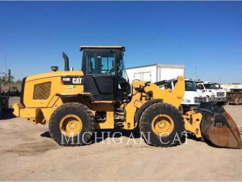 CATERPILLAR CARGADORES DE RUEDAS 930K RQ equipment  photo 14