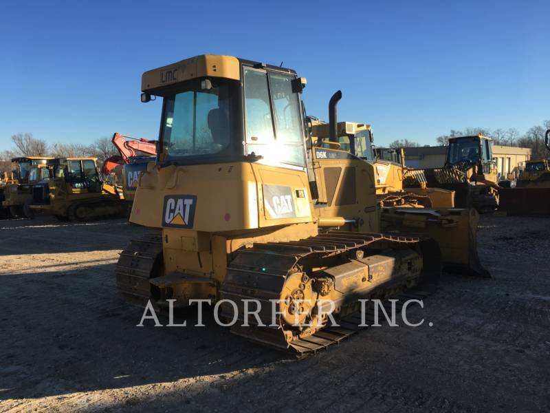 CATERPILLAR TRACTORES DE CADENAS D6KLGP equipment  photo 3
