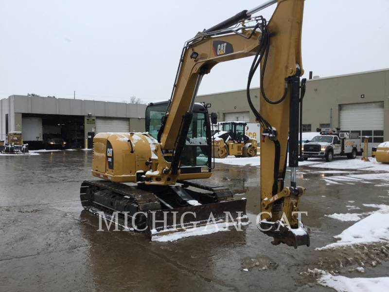 CATERPILLAR トラック油圧ショベル 308E2 RQ equipment  photo 2