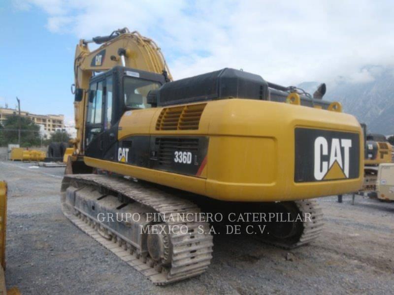 CATERPILLAR RUPSGRAAFMACHINES 336DL equipment  photo 4