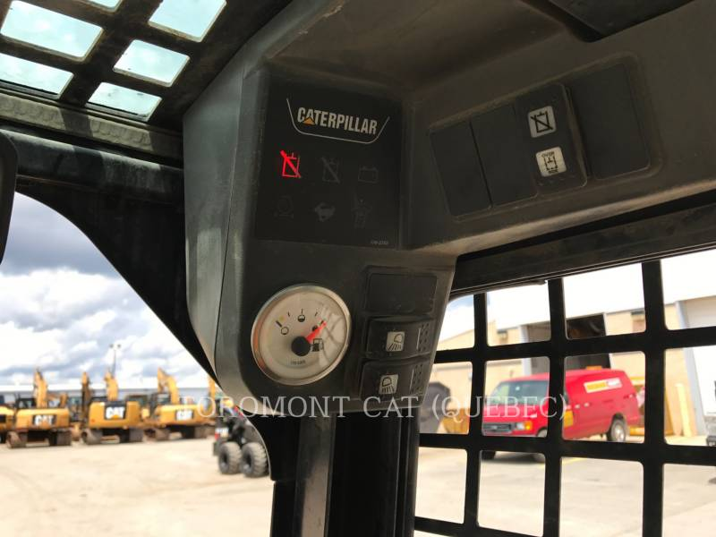 Caterpillar ÎNCĂRCĂTOARE PENTRU TEREN ACCIDENTAT 257B3 equipment  photo 8