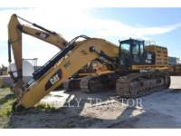Equipment photo Caterpillar 390FL EXCAVATOARE PE ŞENILE 1