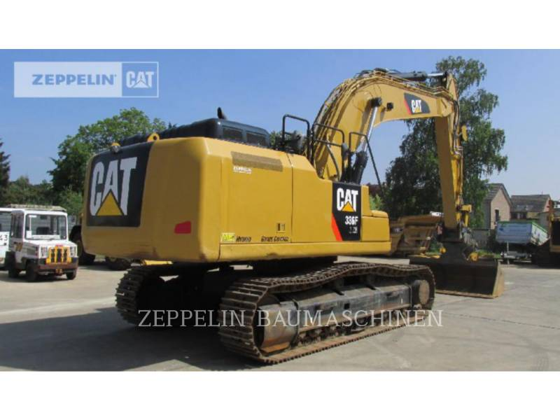 CATERPILLAR RUPSGRAAFMACHINES 336FLXE equipment  photo 4