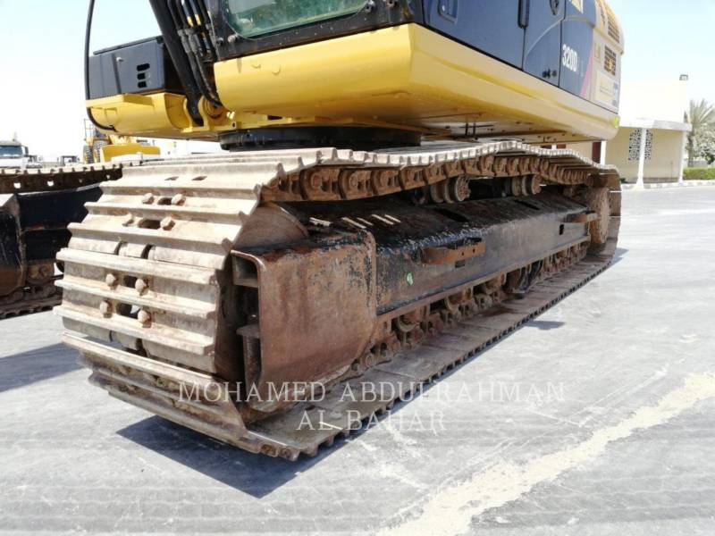 CATERPILLAR KETTEN-HYDRAULIKBAGGER 320 D L2 REACH equipment  photo 11