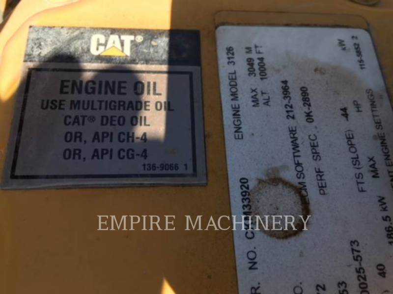 STERLING CAMIONS CITERNE A EAU 2K TRUCK equipment  photo 7