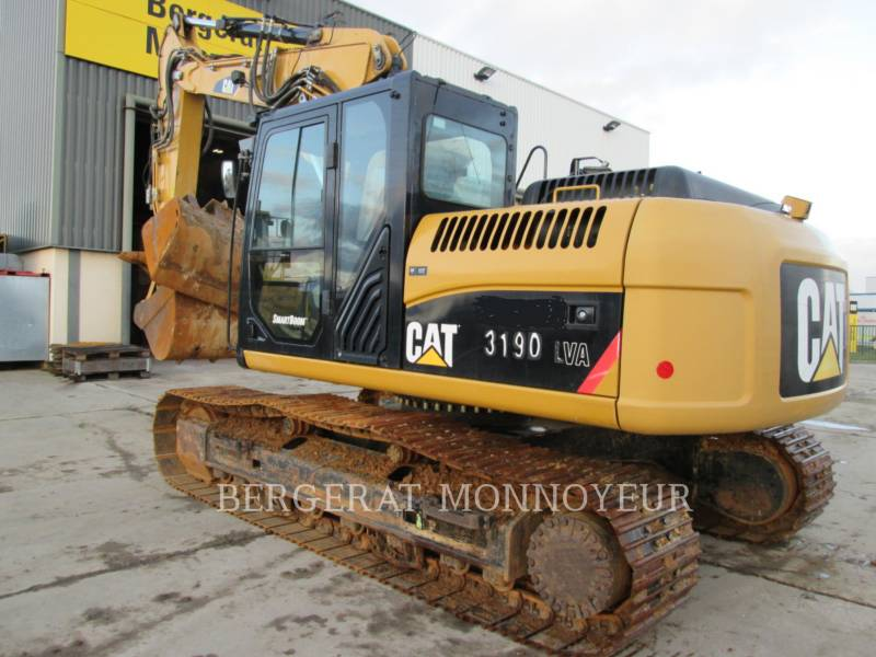 CATERPILLAR KETTEN-HYDRAULIKBAGGER 319D equipment  photo 5