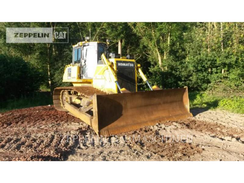 KOMATSU LTD. KETTENDOZER D65PX-17 equipment  photo 1