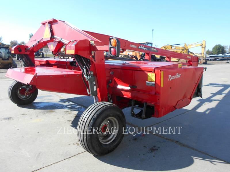 AGCO-CHALLENGER AGRARISCHE HOOI-UITRUSTING CH1386 equipment  photo 2