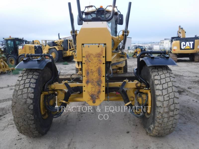 Caterpillar AUTOGREDERE 160M2 AWD equipment  photo 8