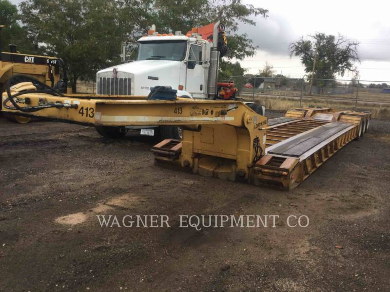 LOAD KING REMOLQUES 503 PHD equipment  photo 1