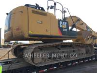 CATERPILLAR TRACK EXCAVATORS 329E L THM equipment  photo 6