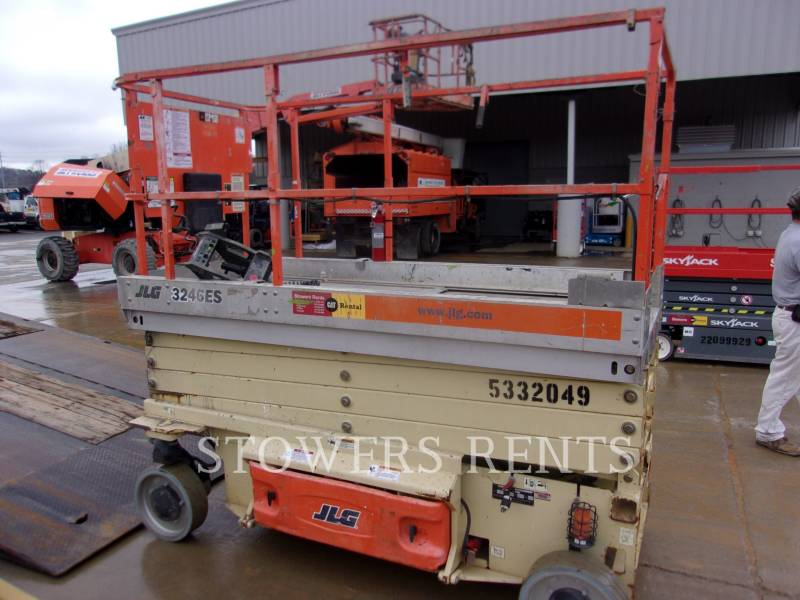JLG INDUSTRIES, INC. LIFT - SCISSOR 3246E equipment  photo 3