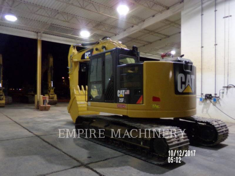 CATERPILLAR KETTEN-HYDRAULIKBAGGER 325FLCR equipment  photo 3