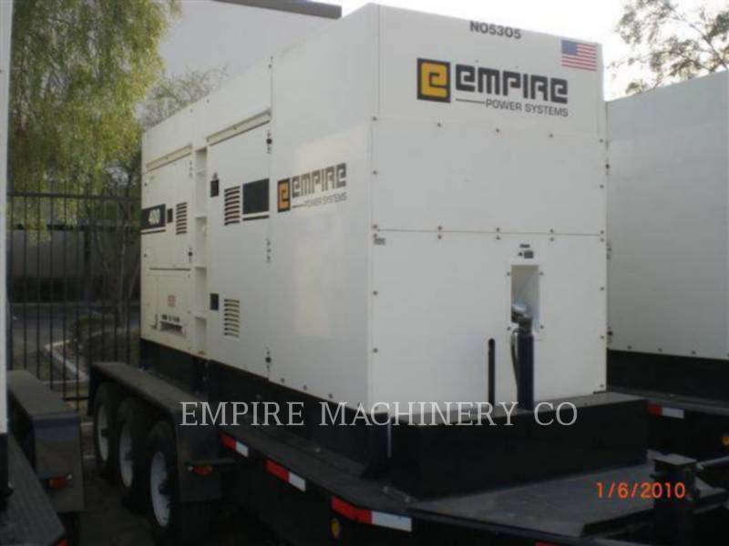 MISC - ENG DIVISION STATIONARY - DIESEL DCA400SS equipment  photo 2