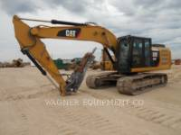 CATERPILLAR KOPARKI GĄSIENICOWE 323FL HMR equipment  photo 1